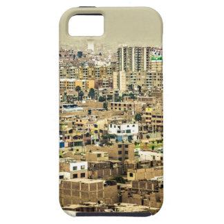 Lucht Uitzicht van Lima Rand, Peru Tough iPhone 5 Hoesje