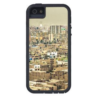 Lucht Uitzicht van Lima Rand, Peru Tough Xtreme iPhone 5 Hoesje
