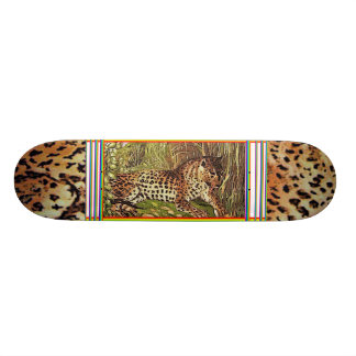 luipaard sk.1 skateboard decks