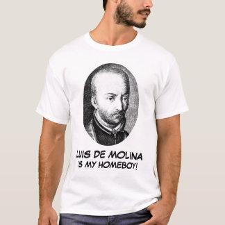 Luis DE Molina is mijn homeboy! T Shirt