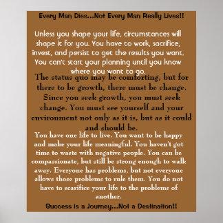 Luister aan deze Woorden, en Akte!! Poster