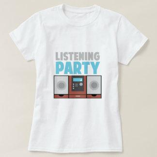 Luister Partij T Shirt