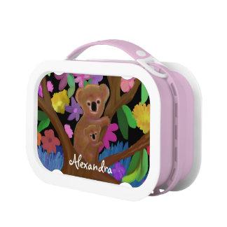 Lunchbox van de Habitat van de koala