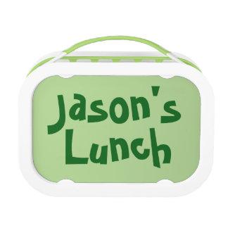 lunchbox van het douanekind