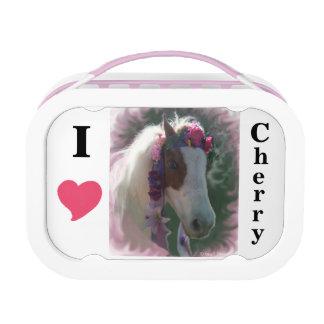 Lunchbox van Yubo, de Grijze Kers van de Liefde va