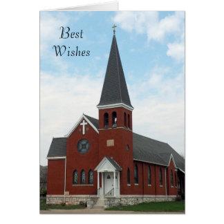 Lutheran Kaart van het Huwelijk van de Kerk