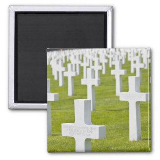 Luxemburg, Hamm. De Militaire Begraafplaats van de Magneet
