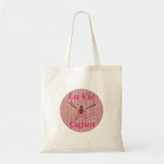 LVC Canvas tas, Roze Draagtas
