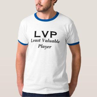 LVP, Minste Waardevolle Speler T Shirt