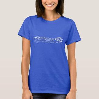LW0018 - het Lokale SUP Wahine Vintage T-shirt van