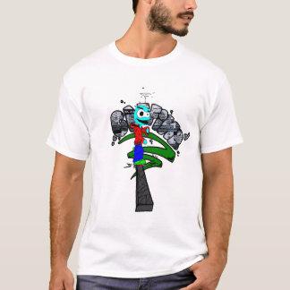 $lyk schaatser t shirt