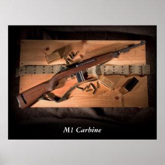 M1 Karabijn USGI Poster