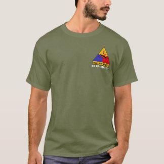 M2 Bradley het Vechten van de Infanterie het T Shirt