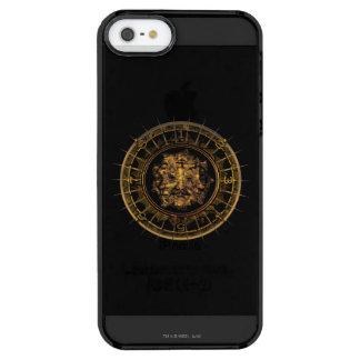 M.A.C.U.S.A. Multi-onder ogen gezien Wijzerplaat Doorzichtig iPhone SE/5/5s Hoesje
