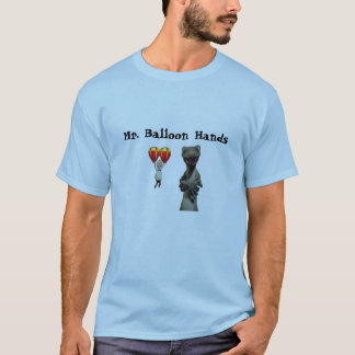M. Balloon Hands T Shirt