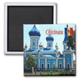 M.D. - Moldova - Chisinau - Klooster Ciuflea Magneet