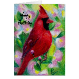 M. de Kaart van de Cardinal Verjaardag van aceo