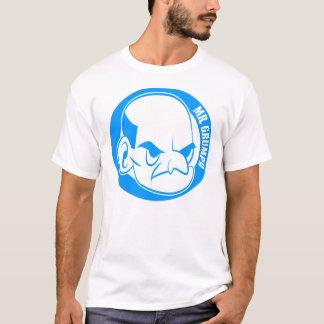 M. Grumpy Basic Wit T-Shirt, T Shirt
