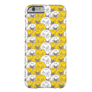 M. Happy   het Opvlammende Patroon van Glimlachen Barely There iPhone 6 Hoesje