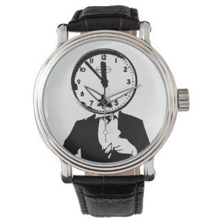M. Het Ontwerp van het Horloge van de Wijzerplaat