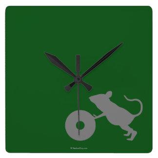 M. Jingles van Groene Mijl Vierkante Klok