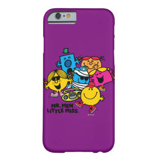 M. Men Little Miss Group Barely There iPhone 6 Hoesje