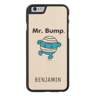 M. Men   M. Bump is een Clutz