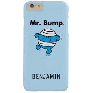 M. Men   M. Bump is een Clutz Barely There iPhone 6 Plus Hoesje