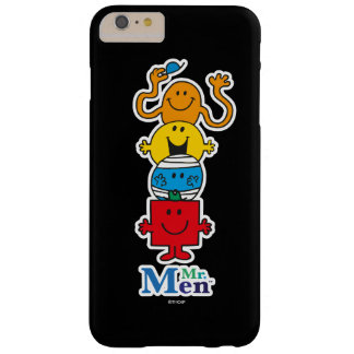 M. Men   M. Men Standing Tall Barely There iPhone 6 Plus Hoesje