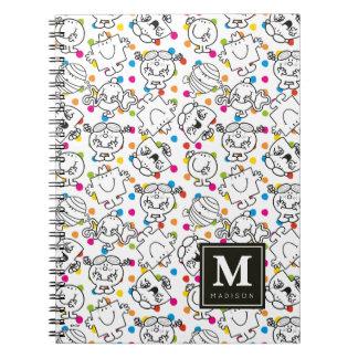 M. Men & Weinig Misser | het Patroon van de Notitieboek