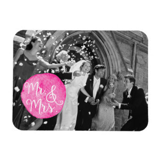 M. & Mevr. Marriage Magnet Magneet