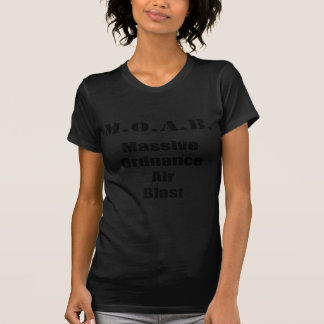 M.O.A.B. MOAB het Massieve T-shirt van de