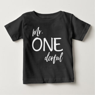 M. Onederful Baby T Shirts