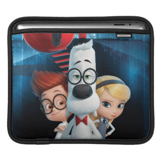 M. Peabody & Sherman in de Zaal Wabac Sleeve Voor iPad