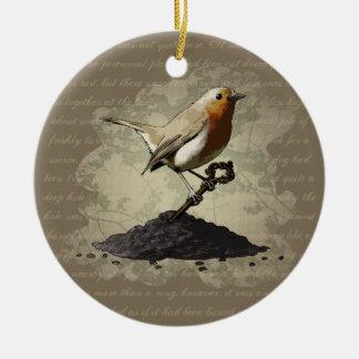 M. Robin Finds de Sleutel, ornament
