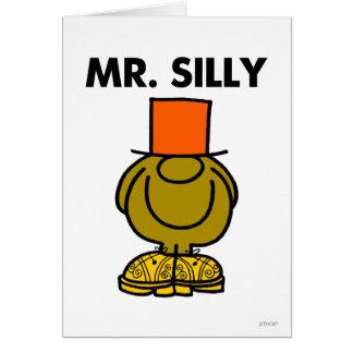 M. Silly | Verborgen Ogen Wenskaart