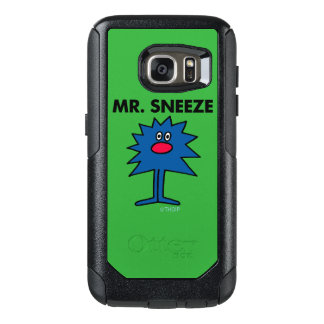 M. Sneeze | scherp-Gescherpt Lichaam OtterBox Samsung Galaxy S7 Hoesje