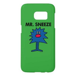 M. Sneeze | scherp-Gescherpt Lichaam Samsung Galaxy S7 Hoesje