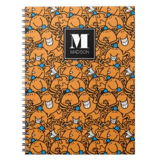 M. Tickle | Oranje Patroon | van het Kietelend Notitieboek