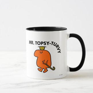 M. Topsy-Turvy | Omgekeerd Pet & Riet Mok