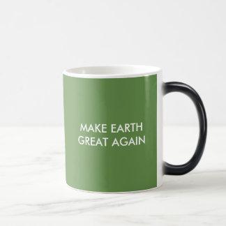 Maak Aarde Groot (en groen) Opnieuw! Magische Mok