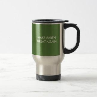 Maak Aarde Groot (en groen) Opnieuw! Reisbeker
