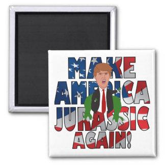 Maak Amerika Jura opnieuw! Magneet