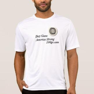 Maak Amerika Sterk - een Pistool kopen T Shirt