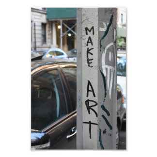 MAAK de Fotografie NYC van de Straat van New York Foto