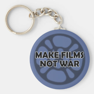 Maak de Oorlog van Films niet Sleutelhanger