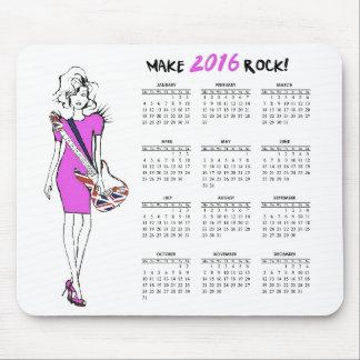 Maak de Rots van 2016! Muismat
