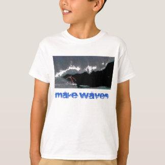 Maak de T-shirt van de Jongens van de Pijpleiding