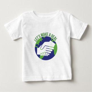 Maak een Overeenkomst Baby T Shirts