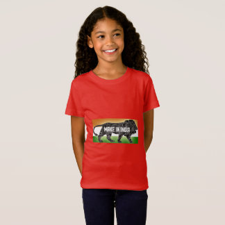 Maak in India T Shirt